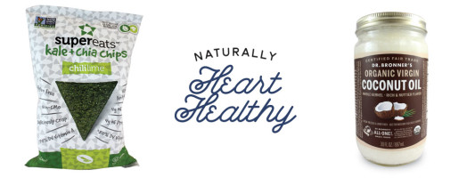 Naturally Heart Healthy