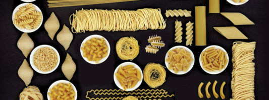 Mangia! Your Guide to Pasta Shapes & Sizes